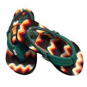 NWOT Toddler reef flip flops